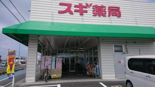 スギ薬局 竹村店
