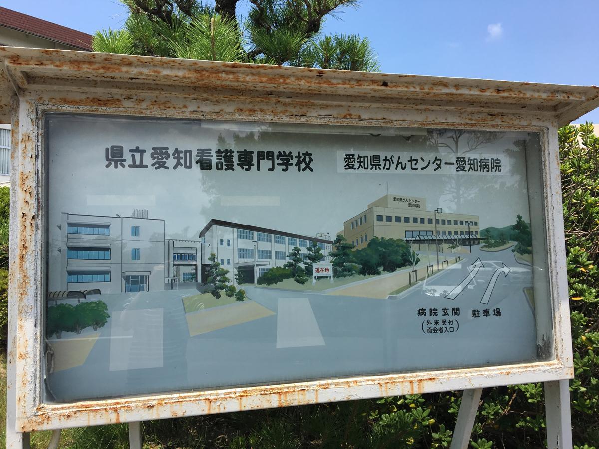 学校 専門 愛知 県立 看護