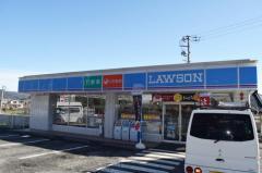 ローソン 忍野忍草店