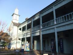 出島和蘭商館跡