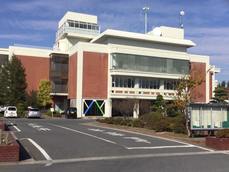登米市役所