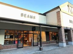 BEAMS OUTLET土岐店