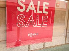BEAMS OUTLET KOBE‐SANDA