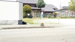 「住宅前(加西市)」バス停留所