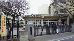 百間中学校