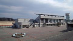 鏡石町営鳥見山陸上競技場