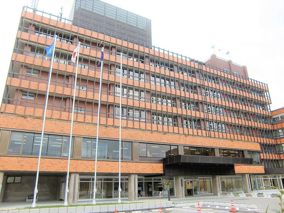 市役所 金沢