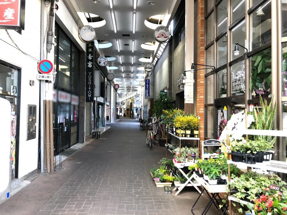 倉敷センター街商店街
