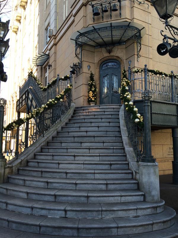 大階段 クリスマスVer