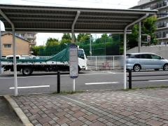 「東郷通」バス停留所
