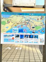 「アクアワールド・大洗」バス停留所