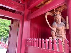 慈光寺赤門
