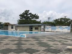 唐橋公園プール