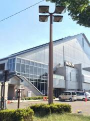 福島トヨタクラウンアリーナ(福島市国体記念体育館)
