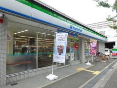 ファミリーマート 平野瓜破店