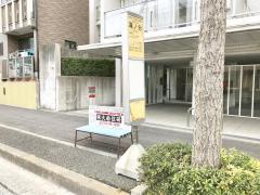 「滝ノ分」バス停留所