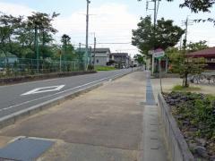 「南小学校」バス停留所