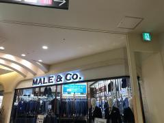 MALE&Co.トレッサ横浜店