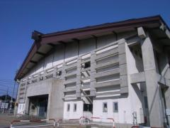 県営高岡武道館