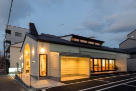 日本キリスト教団 岡崎教会