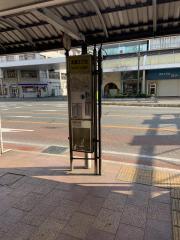 「呉本通り三丁目」バス停留所