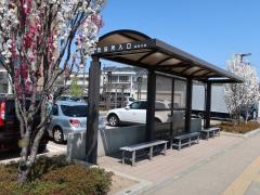 「市役所入口(福島市)」バス停留所