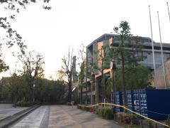 文京スポーツセンター体育館