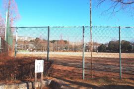 戸笠公園野球場