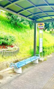 「京田辺市役所」バス停留所