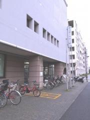 横浜市中スポーツセンター第1体育室