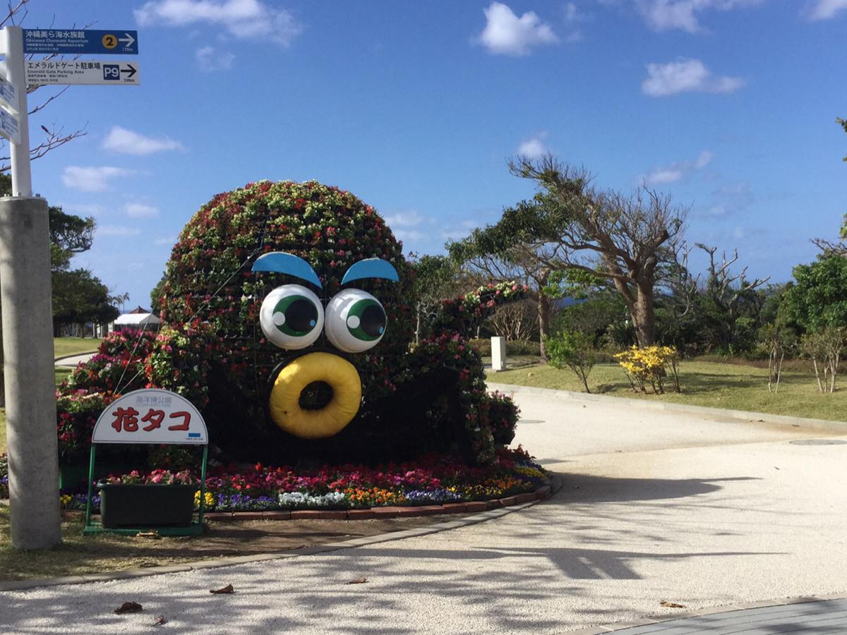 国営沖縄記念公園海洋博公園