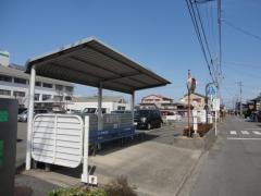 「周桑病院前」バス停留所