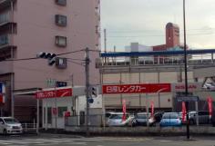 日産レンタカー西明石新幹線駅前