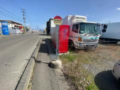 「南矢野目高畑」バス停留所