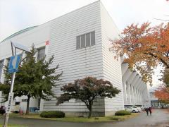 山形県総合運動公園総合体育館