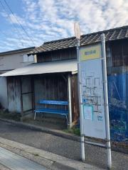 「周防長崎」バス停留所