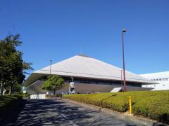 東近江市総合運動公園布引体育館