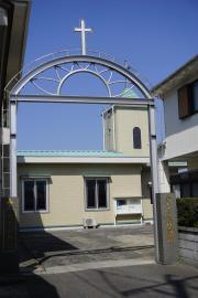 鹿子前教会