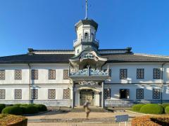 松本市立博物館付属機関重要文化財旧開智学校