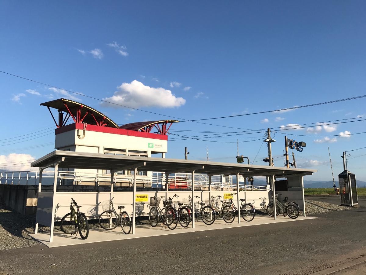 羽前金沢駅