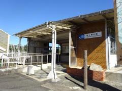 月ケ瀬口駅