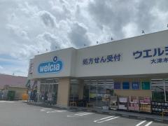ウエルシア 大津木の岡店