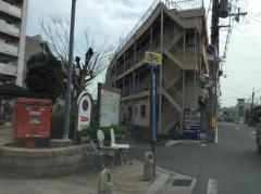 「鷺島橋」バス停留所