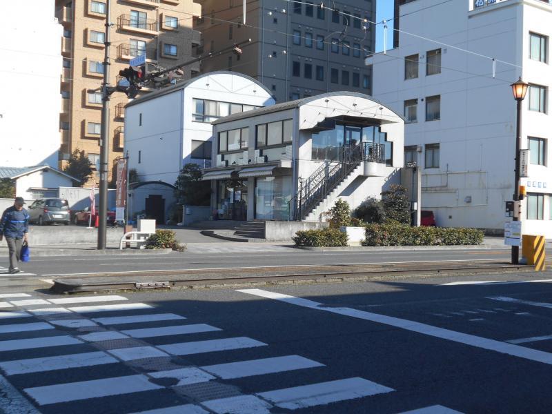 本町四丁目駅全景