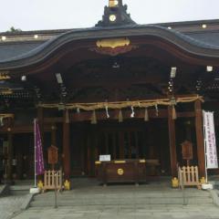 諏訪神社結婚式場