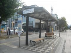 「セントラルスクゥエア」バス停留所