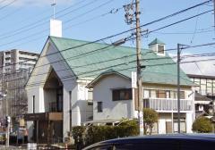 日本キリスト教会 大垣教会