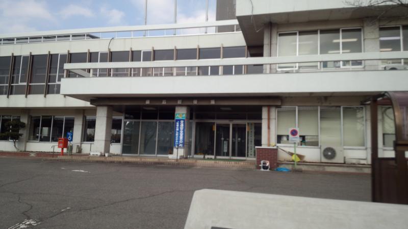 鏡石町役場