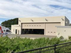 秋田赤十字病院ヘリポート