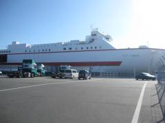 徳島新ターミナル(沖洲)